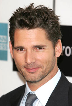  Eric Bana at the Lucky You premiere in New York City.